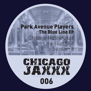 PARK AVENUE PLAYERS - The Blue Line EP