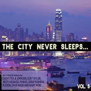 VARIOUS - The City Never Sleeps Vol 5
