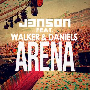 J3N5ON feat WALKER & DANIELS - Arena