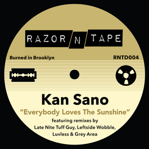 SANO, Kan - Everybody Loves The Sunshine