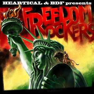 VARIOUS - Heartical & BDF Presents Freedom Rockers