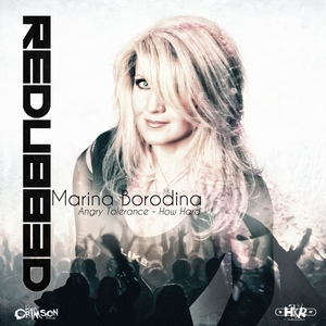 BORODINA, Marina feat THE ILLUMINATI/HOW HARD - Redubbed