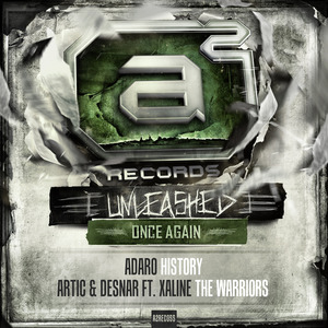 ADARO/ARTIC/DESNAR feat XALINE - Unleashed Once Again Album Sampler 002