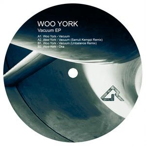 WOO YORK - Vacuum EP
