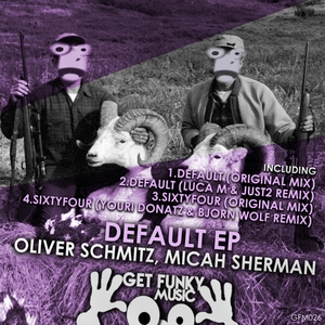 SCHMITZ, Oliver/MICAH SHERMAN - Default EP