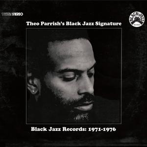 PARRISH, Theo/VARIOUS - Black Jazz Signature