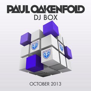 VARIOUS - Paul Oakenfold DJ Box: October 2013
