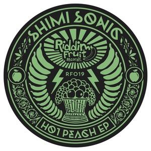 SONIC, Shimi - Hot Peach EP