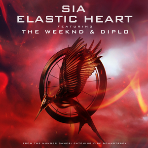 SIA feat THE WEEKND/DIPLO - Elastic Heart (from The Hunger Games: Catching Fire Soundtrack)
