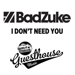 BADZUKE - I Don't Need You