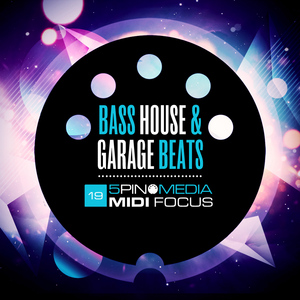 5PIN MEDIA - MIDI Focus: Bass House & Garage Beats (Sample Pack WAV/MIDI/MASCHINE)
