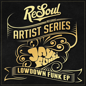 FUNK, Jayl - Lowdown Funk EP