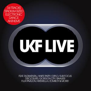 VARIOUS - UKF Live