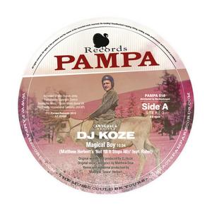 DJ KOZE - Amygdala (Remixes Part 1)