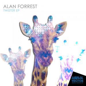 FORREST, Alan - Twister EP