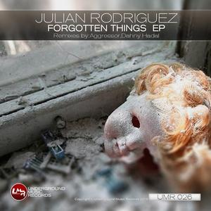 RODRIGUEZ, Julian - Forgotten Things