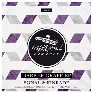 SONAL/KINRADE - Darker Grape EP