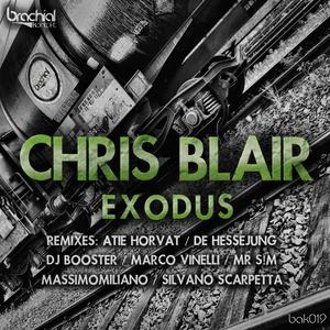 BLAIR, Chris - Exodus