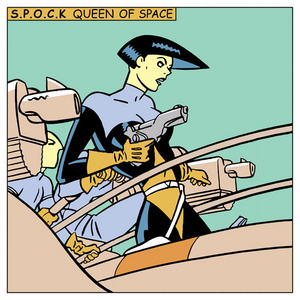 SPOCK - Queen Of Space