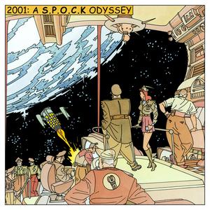 SPOCK - 2001: A SPOCK Odyssey