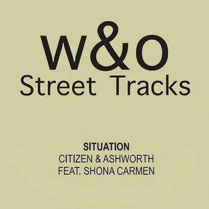 CITIZEN/ASHWORTH feat SHONA CARMEN - Situation
