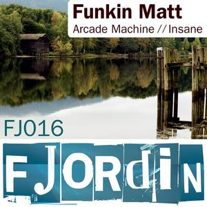 FUNKIN MATT - Arcade Machine