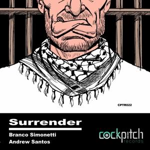 SIMONETTI, Branco/ANDREW SANTOS - Surrender EP