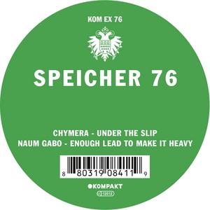 CHYMERA/NAUM GABO - Speicher 76