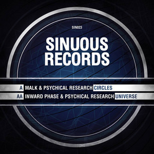 MALK/PSYCHICAL RESEARCH/INWARD PHASE - Circles