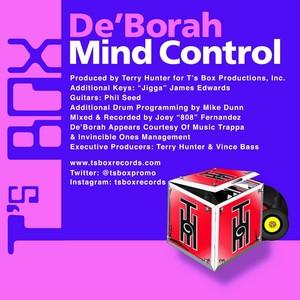 DE'BORAH - Mind Control (remixes)