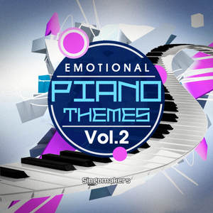SINGOMAKERS - Emotional Piano Themes Vol 2 (Sample Pack WAV/MIDI)