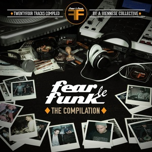 VARIOUS - Fear Le Funk - The Compilation