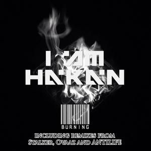 I AM HAKAN/DREYPAK - Burning