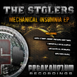 THE STOLERS - Mechanical Insomnia EP