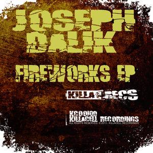 DALIK, Joseph - Fireworks EP