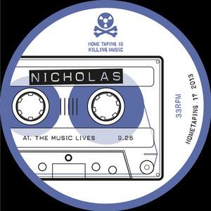 NICHOLAS - The Music Lives