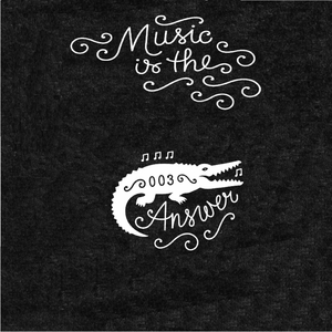 VARIOUS - Music Is The Answer
