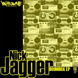 JAGGER, Nick - Boombox EP