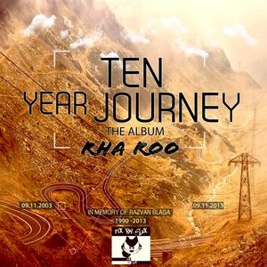 RHA ROO - Ten Year Journey (The Album)