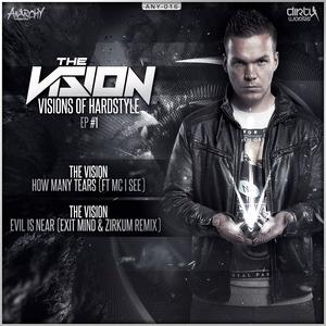 VISION, The - Visions Of Hardstyle Sampler 1