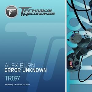 BURN, Alex - Error Unknown