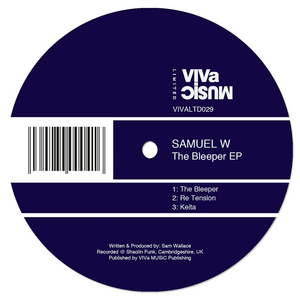 SAMUEL W - The Bleeper EP