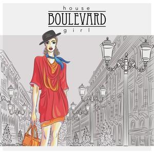 VARIOUS - House Boulevard Girl