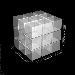 VARIOUS - 10 X 10 X 10 (10 Years 10 Friends 10 Mixes)