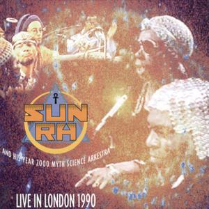 SUN RA - Live In London