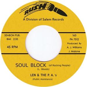 LEN & THE PAS - Soul Block