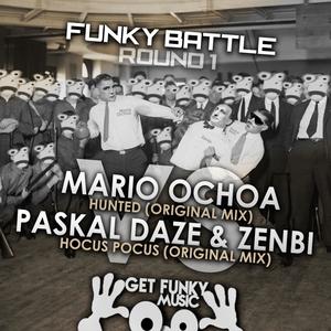 OCHOA, Mario vs PASKAL DAZE/ZENBI - Funky Battle - Round 1