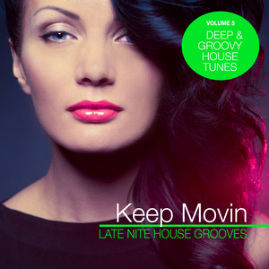 VARIOUS - Keep Movin - Late Nite House Grooves Vol 5