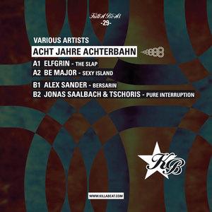 ELFGRIN/BE MAJOR/ALEX SANDER/JONAS SAALBACH/TSCHORIS - Acht Jahre Achterbahn