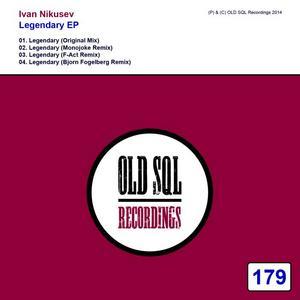 NIKUSEV, Ivan - Legendary EP